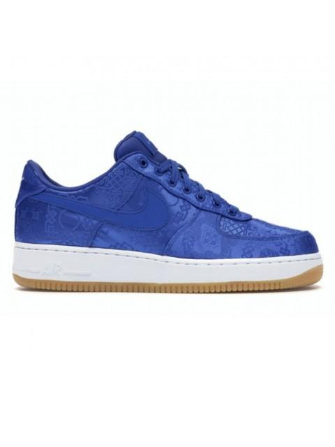 NIKE AIR FORCE 1 CLOT BLUE SILK