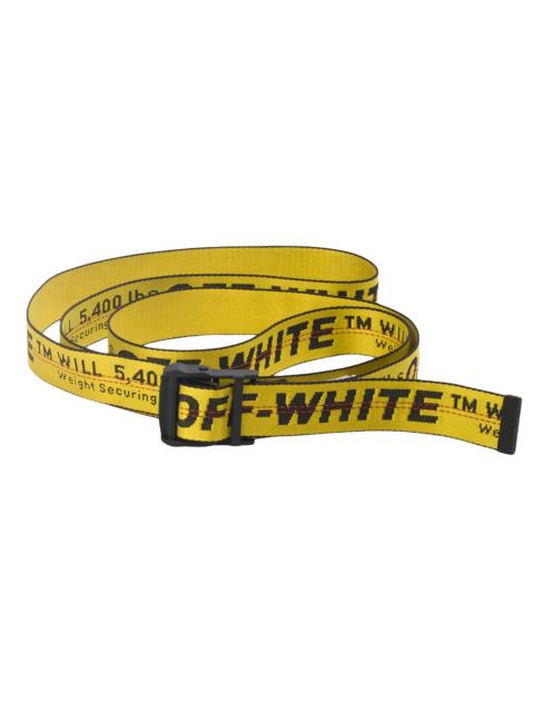 OFF WHITE BELT YELLOW