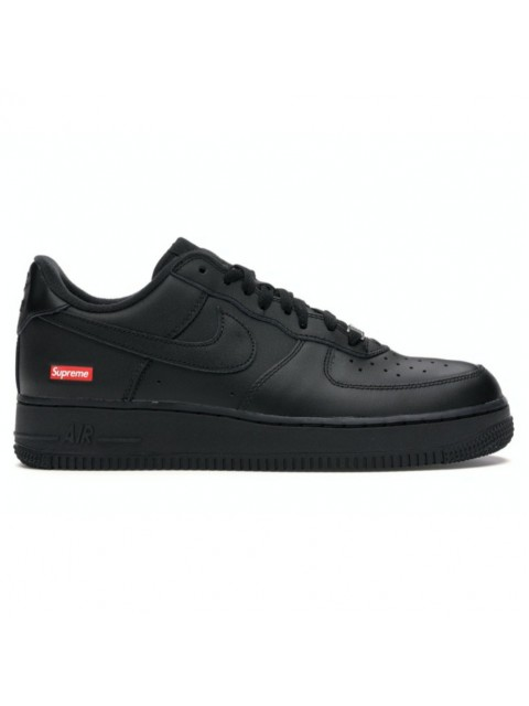 AIR FORCE 1 X SUPREME BLACK