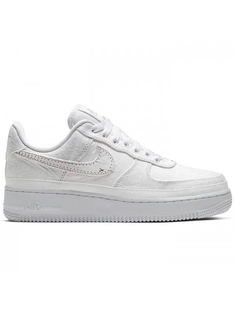 NIKE AIR FORCE 1 TEAR AWAY RED SWOOSH
