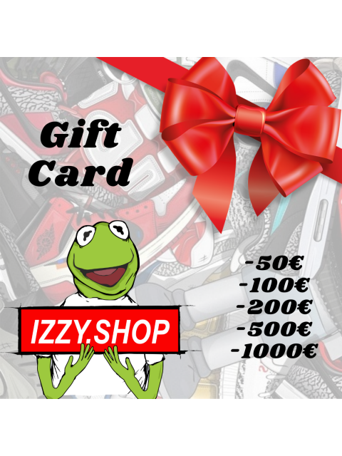 IZZYSHOP GIFT CARD