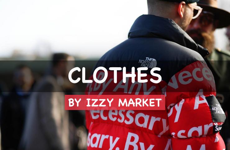 CLOTHES - MARKET