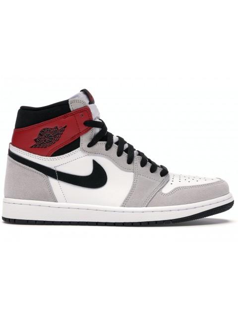 Air Jordan 1 High Smoke Grey