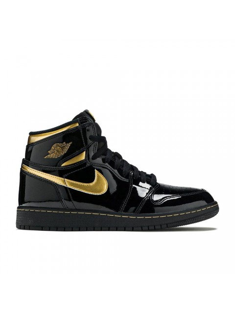 air jordan 1 metallic gold