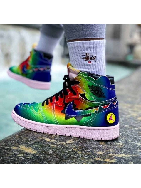 Nike Air Jordan 1 x Balvin