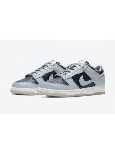 WMNS Dunk Low College Navy (2021)