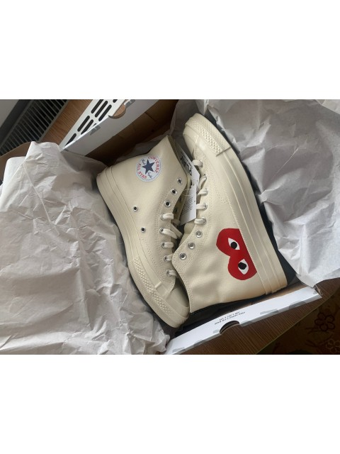 Comme Des Garcons x Converse CHUCK TAYLOR ALL STAR '70 HIGH