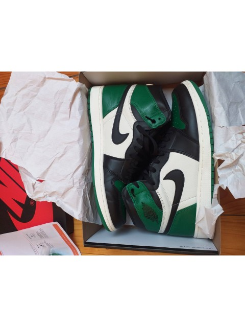 Air Jordan 1 High Pine Green 1.0