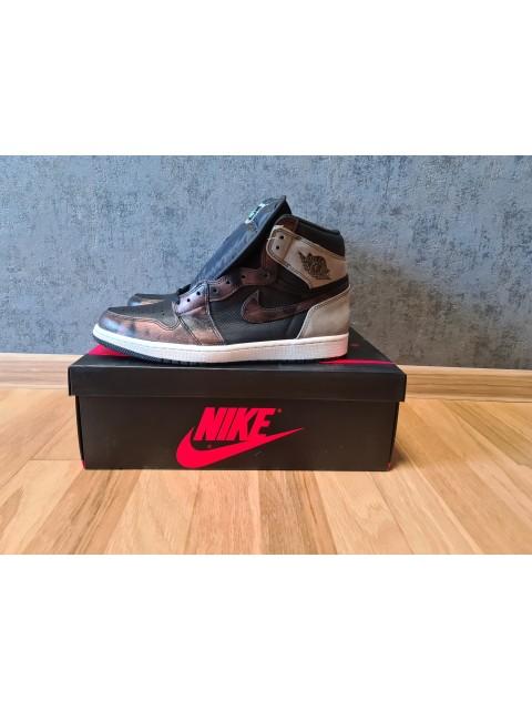 Nike Air Jordan 1 High Patina/Rust Shadow