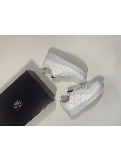 Nike Air Force 1 Low Reveal Fauna Brown Vanilla