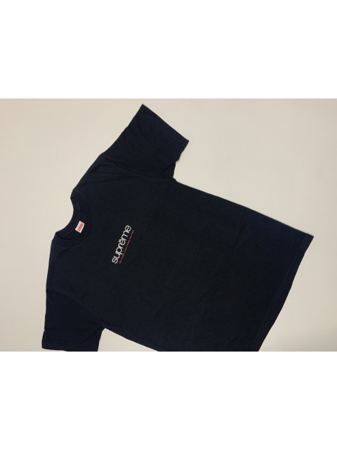 Supreme Five Boroughs Tee Black